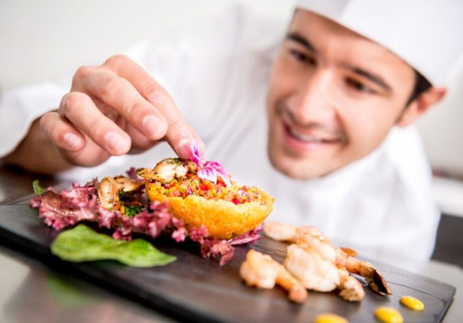 Chef - fine dining