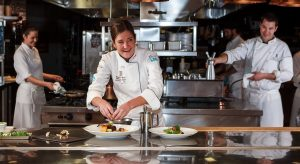 Bearfoot Bistro Chef Melissa Craig
