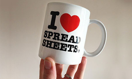 Mastering spreadsheets: how to work with data materclass