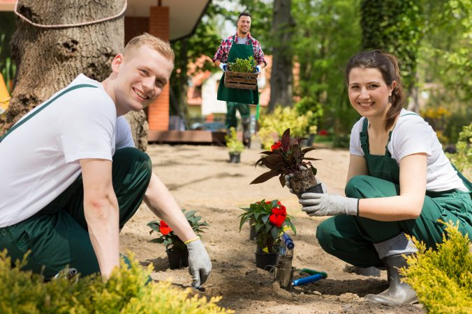Landscaping Jobs and Workers Available